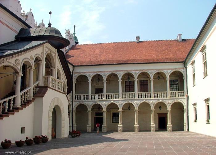 Zamek w Baranowie Sandomierskim