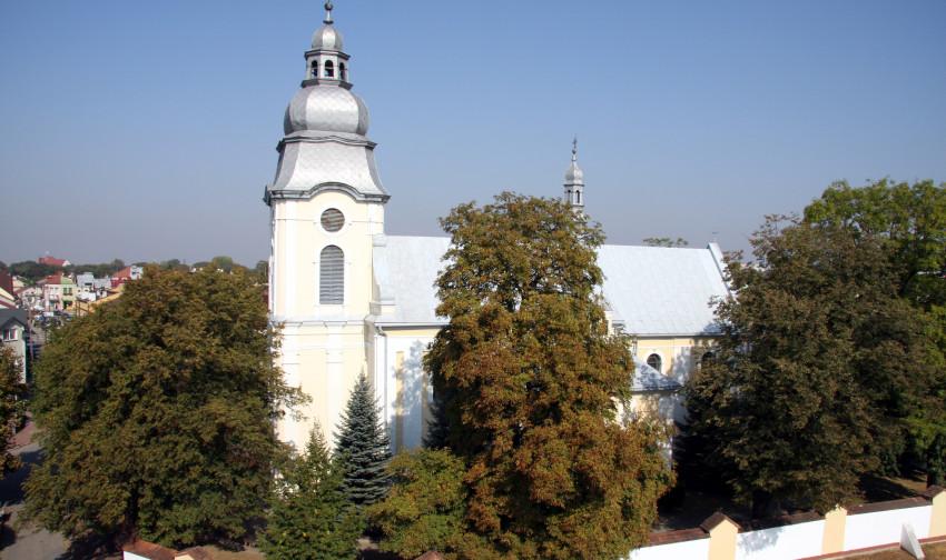 Bazylika_św. Mateusza w Mielcu